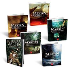[Submarino] Coleção Livros Game of Thrones - R$49,90