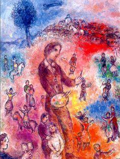 TICMUSart: Artist at a Festival - Marc Chagall (1982) (I.M.)