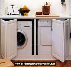 """Acquire terrific tips on """"laundry room storage small cabinets"""". They are actually readily available for y Acquire terrific tips on """"laundry room storage small cabinets"""". They are actually readily available for you on our web site. Laundry In Kitchen, Laundry Closet, Laundry Room Organization, Laundry Storage, Laundry Room Design, Cupboard Storage, Laundry In Bathroom, Closet Storage, Bathroom Storage"""