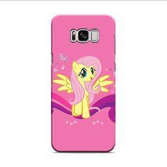 My Little Pony Fluttershy Samsung Galaxy S8 3D Case