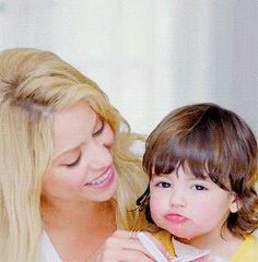 """"""" I want him (Milan) to be cognizant of the reality in which we live today, where there are millions of children who don't have an access to an education. Right now there are huge gaps between the. Milan Pique, I Want Him, Live Today, Shakira, Find Image, We Heart It, Paradise, Cute, Kawaii"""