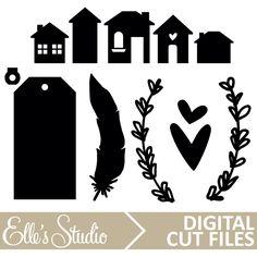October Digital Cut File