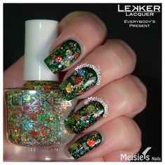 Lekker Lacquer - Holiday/Winter 2013 Collection - Everybody's Present