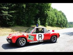 VIDEO. A highlight will be shown at this year's Solitude Revival 2015: the O.N.S. Porsche 914/6 GT from the year 1971, which served as the first track emergency vehicle of the O.N.S., at the time the highest national commission for motorsports in Germany.  This Porsche 914/6 GT, one of twelve 914/6 GT works cars, first became known through its participation in the 1971 Monte Carlo Rally. Equipped with various emergency rescue systems and firefighting equipment, the vehicle became famous as…