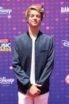 Jace Norman at the 2016 Radio Disney Music Awards...