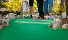 Groupon - Mini Golf for Two, Four, or Six with Arcade Tokens at Adventure Landing (Up to 57% Off) in Gastonia. Groupon deal price: $8