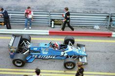 Raul Boesel, Ligier-Ford, 1983 Dutch GP. #F1