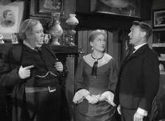 Hobson's Choice (1954) Charles Laughton, Brenda de Banzie & John Mills in David Lean's classic.