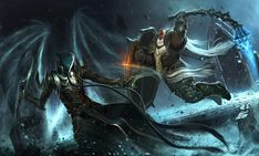 Diablo III - Reaper of Souls - competition -  by SaeedRamez
