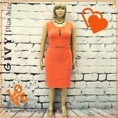 Boa Tarde minhas lindas!! Se Você não sabe o que usar no Dia dos Namorados! Aí vai a dica esse tubinho maravilhoso super fashion e arrasador!! Corre pra Givy e garanta o seu!! #givyfashion #modaplussize #ootd #diadosnamorados