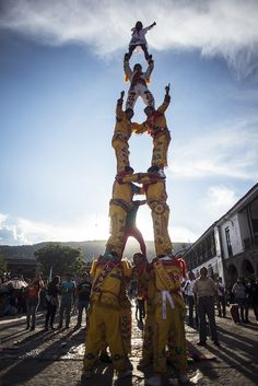 Traditional Dance, Ayacucho, Peru