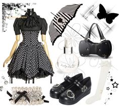 """""""For Night ♥"""" by tamichan on Polyvore"""