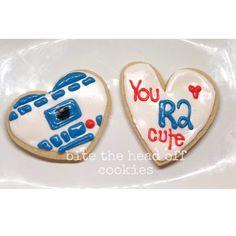 You R2 cute ❤️