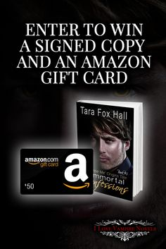 Win a $50 Amazon Gift Card & Signed Paperback from Author Tara Fox Hall