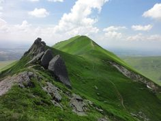 Puy Gros Auvergne France