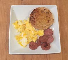 7 point breakfast #determined #weightwatchers