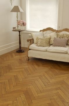 Why Not Try Our Oak Aged Oiled Parquet Blocks In Your