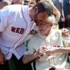 100 years at Fenway.. Johnny Pesky