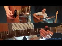 The Beatles - And I Love Her Guitar Lesson - Acoustic - YouTube