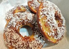 Chic Soufflé: Donuts de almendra horneados (sin gluten ni azúcar)