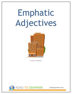 An e-booklet on emphatic adjectives