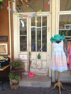Jaffa Flea market.  Retro Chic Boutiques. Own a Piece of History -W Tel Aviv/ Jaffa Hotel and Residences-www.wtelavivresidences.com