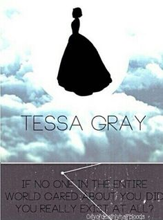 Tessa Gray, The Infernal Devices, Do You Really, Any Book, Fan Art, World, Movie Posters, Books, Libros