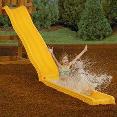 Several water slide options on Wayfair  Playstar Water Slide & Reviews | Wayfair