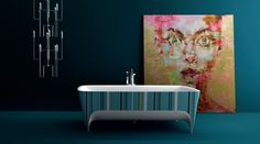 Look at this video! The creation of a masterpiece: Accademia Pop  #Teuco #bathroom #handmade