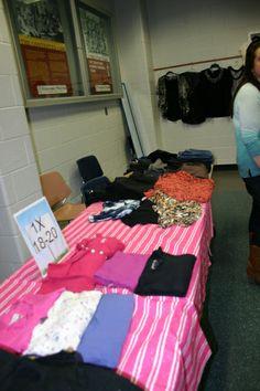 Photos - Frugal Fashionista Clothing Swap™ (Alexandria, VA) - Meetup www.frugalfashionistaclothingswap.org