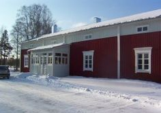Prosin talo, Karijoki Finland.