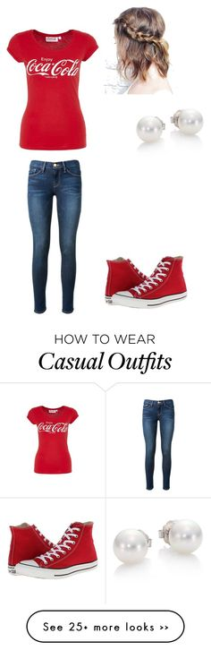 """casual"" by gabby-claire on Polyvore"