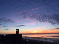 Wilhelmshaven - Sonnenaufgang über dem Jadebusen. Rückblick und Einblick - Tourismuscamp 2017 #tcamp17