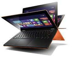 Lenovo Laptops Lenovo Yoga Ideapad Laptop/Tablet by Sam's Furniture #graduation