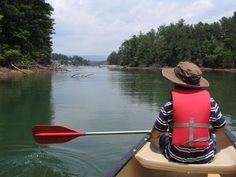 Summer on the lake -Beautiful Lake Home for Sale on Lake James in Morganton NC - 1503 Brentwood Pl, Morganton, NC 28655
