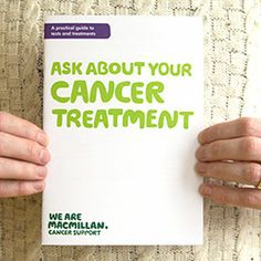 Loads of resources here from Macmillan Cancer Support