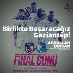 Gaziantep'e Süper Lig yakışır. Başarılar Gazişehir Gaziantep FK! Haydi Şahinler Birlikte Başaracağız!  Gazişehir Gaziantep Futbol Kulübü #gazişehir #gaziantep #gazişehirgeliyor #gazişehirgaziantepfk