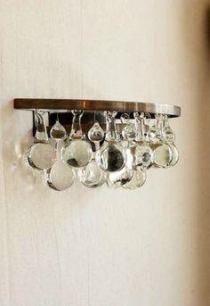 Arctic pear chandelier home pinterest pear lighting design ochre arctic pear wall light wall mount neenas lighting aloadofball Gallery