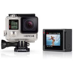 379.99 € ❤ Le Bon Plan #GoPro #HERO4 Silver #Caméra sport Full HD - Ecran tactile intégré - 12 mégapixels - Etanche 40m ➡ https://ad.zanox.com/ppc/?28290640C84663587&ulp=[[http://www.cdiscount.com/photo-numerique/camescope-numerique/gopro-hero4-silver/f-11202-goprohero4s.html?refer=zanoxpb&cid=affil&cm_mmc=zanoxpb-_-userid]]