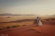 Romance in the desert (Namibia) Wedding Destinations, Destination Wedding, Namib Desert, Reality Of Life, Honeymoons, Perfect Place, Getting Married, Monument Valley, Remote