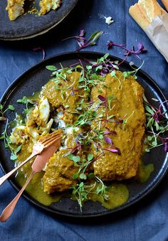 Traditional South African pickled fish | Dianne Bibby is a Johannesburg food stylist, recipe developer, and food blogger.