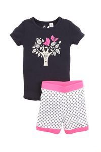 girls ss tree house pj 2 for $30