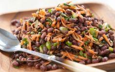 Zesty Adzuki Bean Salad | Whole Foods Market sounds good except for the sea vegetable... would Nori work?