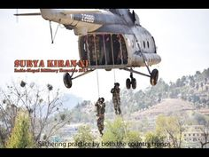 National Defence Bureau,  New Delhi, 18 March 2017  Indo-Nepal Battalion Level Joint Military exercise Surya Kiran -XI is under progress ...