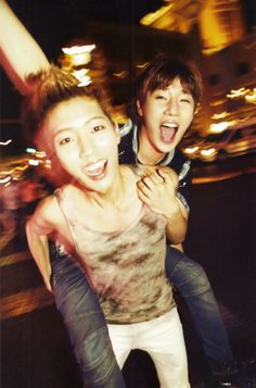 sungyeol sunggyu ♡ #INFINITE // 1st Photobook 'IDEA'