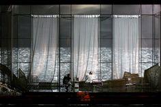 escenografia con cortinas decorativas - Buscar con Google Set Theatre, Set Design Theatre, Theater, Stage Design, Theatre Stage, Church Stage, Stage Set, Scenic Design, Stage Lighting