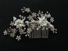 Wedding Headband Bridal Hair Accessories Wedding by alarasstore