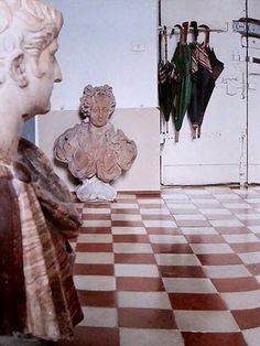 Cy Twombly's Rome house - 1966