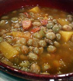 Goya de Puerto Rico - Recetas - Chef Rosita - Sopa de Gandules