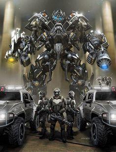 Transformers - Ironhide    Favorite transformer ever